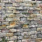 Tutorial: dipingere un muro creando un effetto pietra
