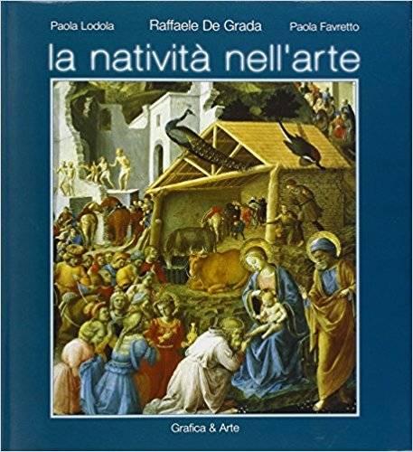 libro - la natività nell'arte