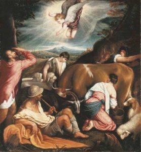 Bassano - l'annuncio angelo pastori - sede cinisello