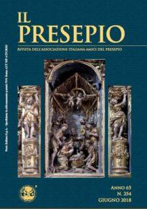 Rivista Il Presepio 254 - Giugno 2018 - copertina