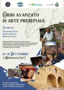 Locandina 2018 corso Bernalda