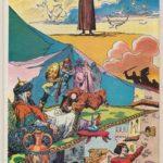 Letture: San Francesco a fumetti in mostra