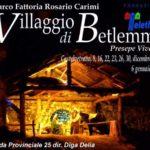 A Castelvetrano presepe vivente 2018
