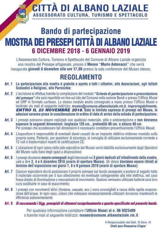 bando_presepi_2018_albano_laziale