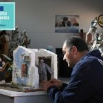 Marchio dell'Anno Europeo del Patrimonio Culturale 2018 a Giovanni Teberino