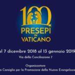 """""""100 Presepi"""" in Vaticano"""
