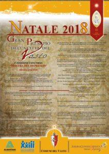 Gran Presepio Vasto - concorso regolamento 2018