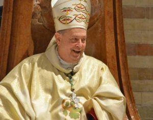 Vescovo di Tremezzina Oscar Cantoni