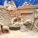 Quest'anno il presepio in Vaticano sarà di sabbia