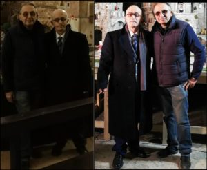 Alberto Finizio e Francesco Artese - Rieti 2018