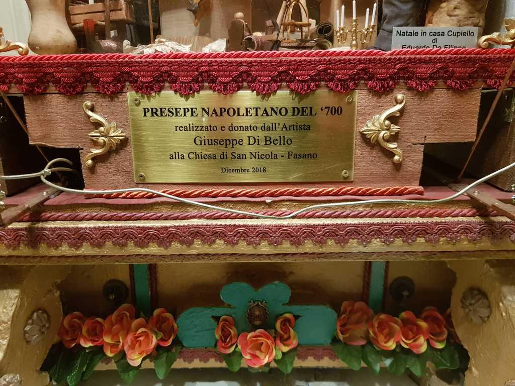 Presepio di Giuseppe di Bello