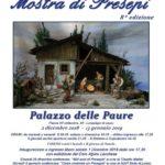 Lecco: Presepi in mostra a Palazzo delle Paure