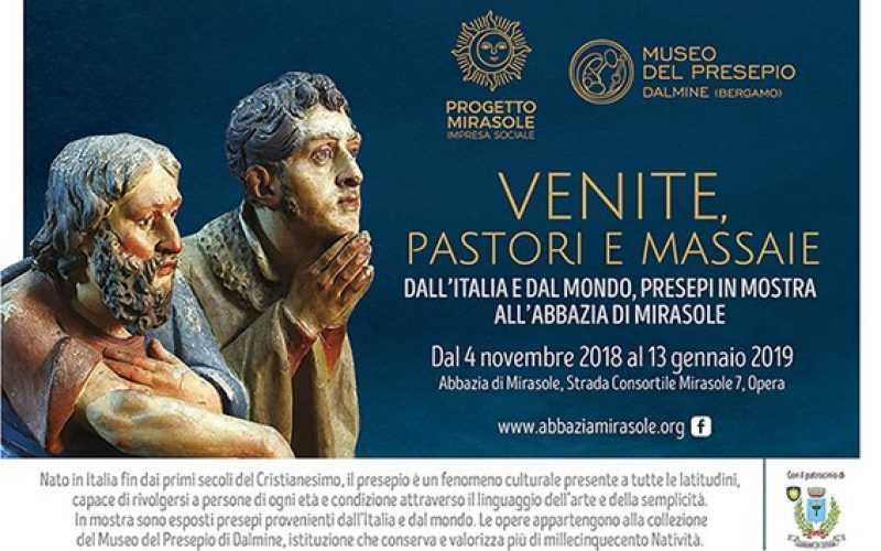 Opera- mostra 2018 Abbazia Mirasole