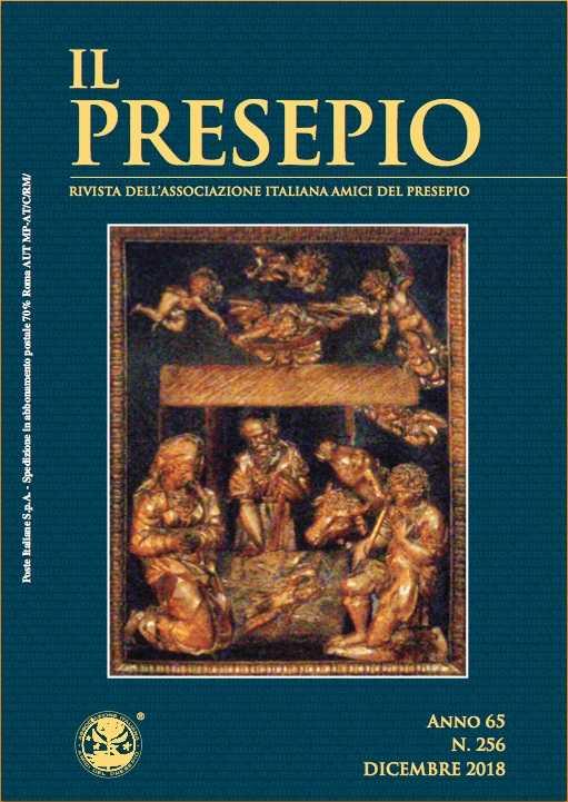 Rivista Il Presepio 256 - copertina