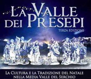 Valle dei presepi del Serchio 2018 - Gello.