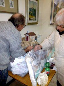 segreteria preparazione - valle primo presepe
