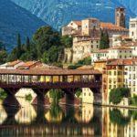 A Bassano del Grappa, il presepe da ritaglio Tassotti