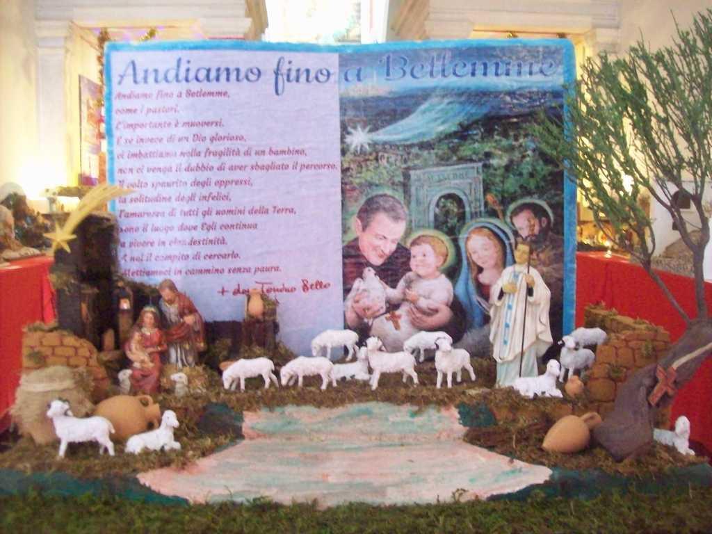 Preghiera di Don Tonino Bello - Andiamo fino a Betlemme
