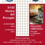 Lecce, mostra del Presepio a Palazzo Vernazza
