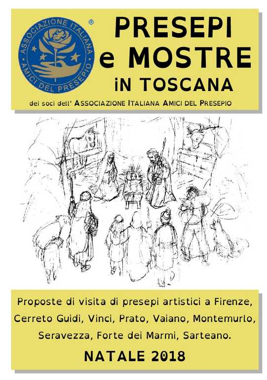 Libretto Natale 2018 - AIAP Toscana