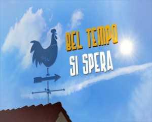 Logo BEL TEMPO si spera - TV 2000