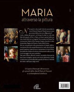 Maria attraverso pittura 1 libro