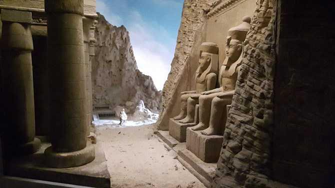 Pieve Fosciana 2018 - Fuga in Egitto