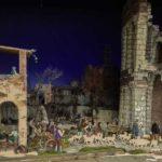 Il Presepio AIAP di Piazza Navona