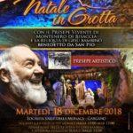 """A San Giovanni Rotondo """"Natale in grotta"""""""