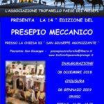 Inaugurazione del Presepio Meccanico di Trofarello