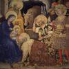 Adorazione dei Magi - Gentile da Fabriano - Gli Uffizi