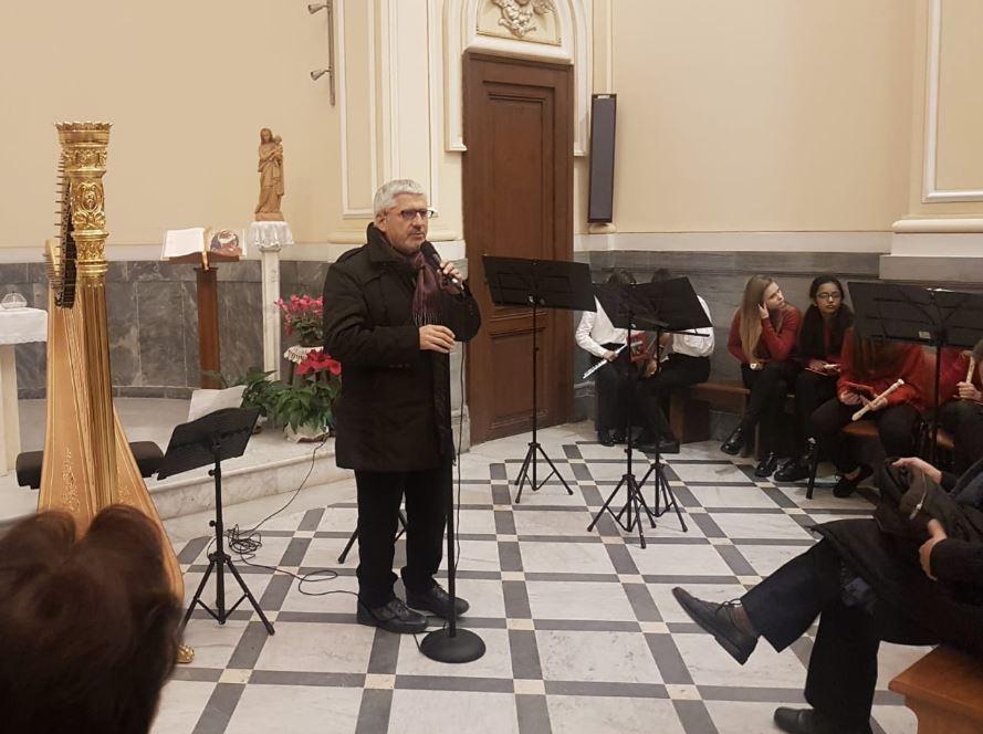 Gigi Genovese, presidente sede AIAP di Messina