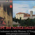 """Ultimi giorni per il """"Presepe dalle Genti"""" a Venegono Superiore"""