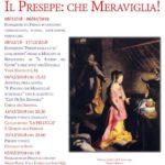 """Premiazioni XII edizione del concorso """"Le Vie del Presepe"""""""