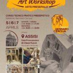 Assisi, corso presepistico a cura di Gennaro Cerqua