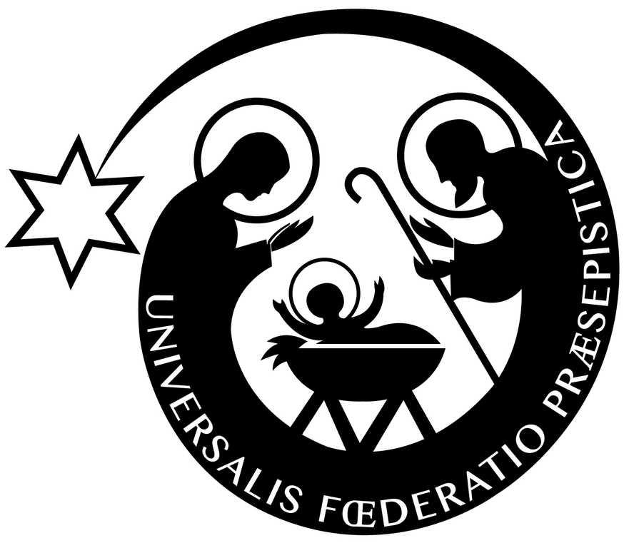 logo Unfoeprae in bianco e nero