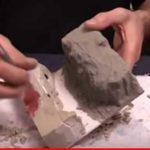 Video tutorial: realizzare delle rocce realistiche
