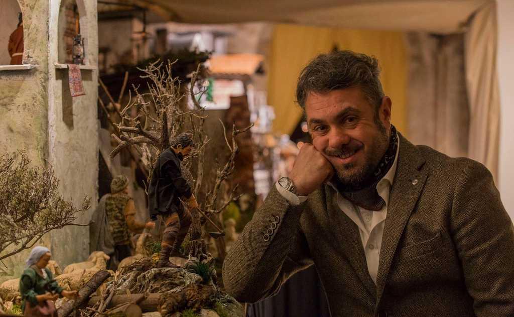 Andrea Pistolesi - mostra 2016 - monte san giusto macerata - natale 2016