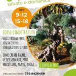 2019-04 |06 e 07 Aprile| Corso di Arte Presepiale a Giovinazzo