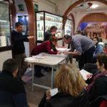 Continuano i corsi di tecnica presepistica, a Roma