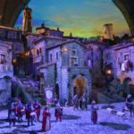 A Rieti, riaperto al pubblico il presepio del M. Francesco Artese