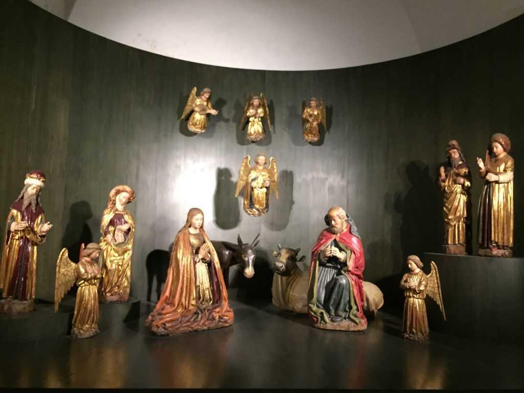 Il Presepe di San Giovanni a Carbonara - Foto: Identità Insorgenti