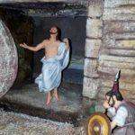 Il Sepolcro alla scuola Cesare Baronio di Roma