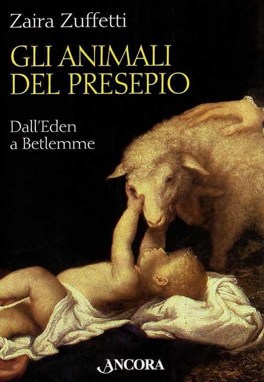 Libro gli animali del presepio di zaira Zuffetti - copertina