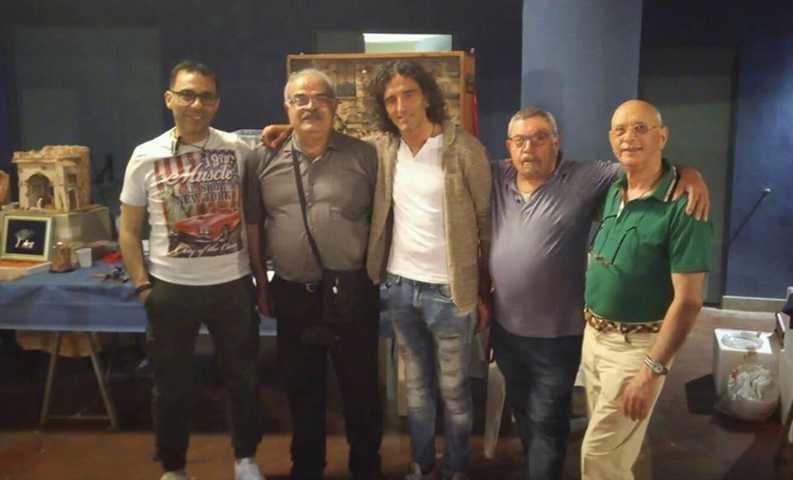 I Maestri presepisti: Farano, Malacario, Floris, Pisacane e Gentile