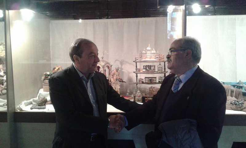 Giuseppe Comentale e Antonio Malacario