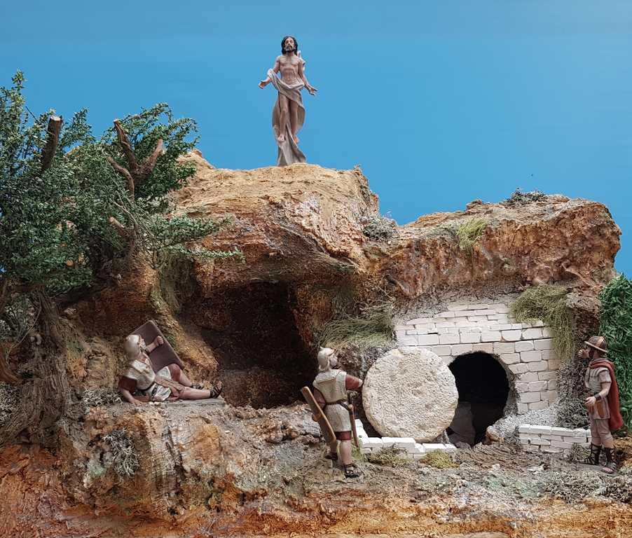 Maurizio Pilenga - Presepio biblico storico - Pasqua 2019 (MI)