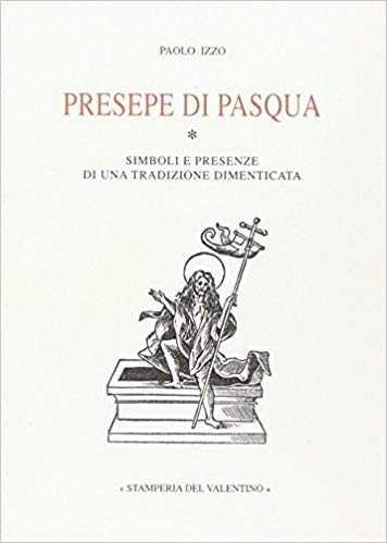 libro presepe di pasqua - paolo izzo - copertina