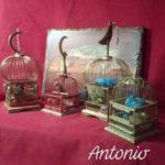 Le splendide miniature di Antonio Malacario