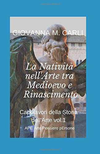 Copertina libro natività - giovanna m. carli